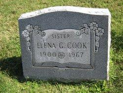 Elena G. Cook