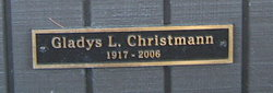 Gladys Lillian Christmann