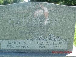 George Henry Crissman, Jr