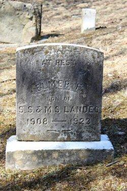 Elmer F Landis