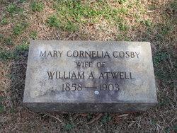 Mary Cornelia <i>Cosby</i> Atwell