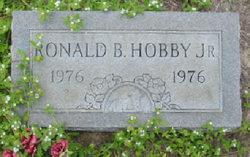 Ronald B. Hobby