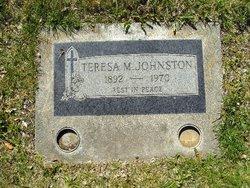 Teresa M. Johnston