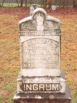Coleme Ingrum