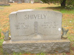 Isaac Shively