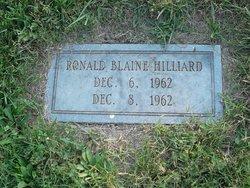 Ronald Blaine Hilliard