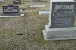 Fredrick Miles Farrer