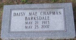 Daisy Mae <i>Chapman</i> Barksdale