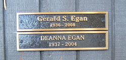Gerald Stanley Egan