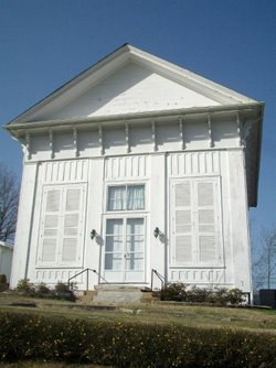 New Bethel Cumberland Presbyterian Cemetery