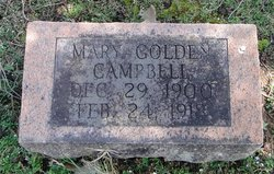 Mary Golden Campbell