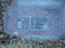 Lucile Allington