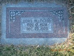 Doris Allington