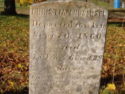 Christian Rusmisel