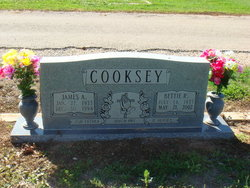 Bettie Ruth <i>Collins</i> Cooksey