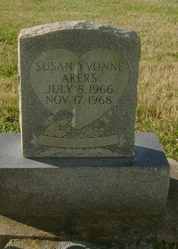 Susan Yvonne Akers