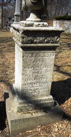Mary Lee <i>Barret</i> Fondey