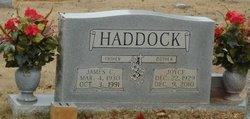 James Cornelius Haddock