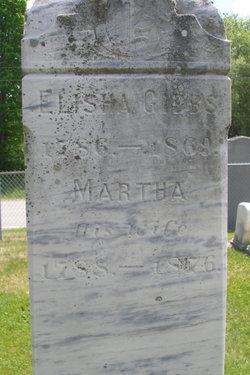 Martha Patty <i>Hasey</i> Gibbs