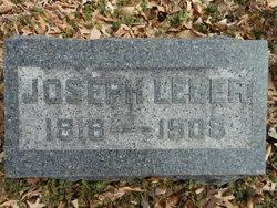 Joseph F. Leber
