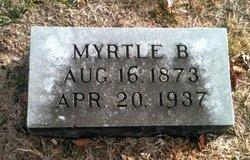 Myrtle <i>Bell</i> Allen