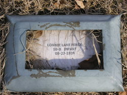Lonnie Lane Pence