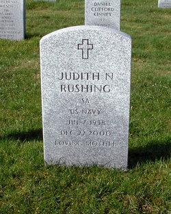 Judith Nelda Rushing