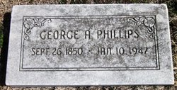 George A Phillips