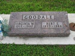 Bert Sidney Goodale