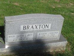 Mary Alyce <i>Carey</i> Braxton