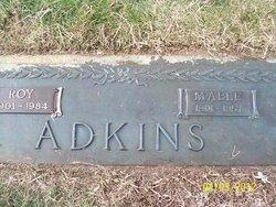 Mable Virginia <i>Booton</i> Adkins