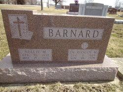 Nellie May <i>Tenbrook</i> Barnard