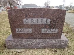Ellen Nancy <i>Harter</i> Cripe
