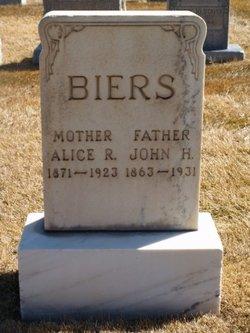 Alice Rosella <i>Keith</i> Biers