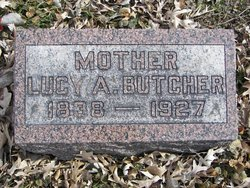 Lucy Ann <i>Hall</i> Butcher