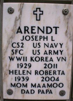 Helen Roberta <i>Spooner</i> Arendt
