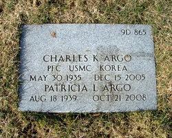 Patricia L Argo