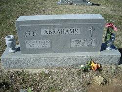 George Trenholm Abrahams