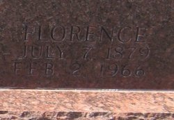 Florence Ann <i>Ford</i> Garner