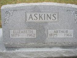 Elizabeth <i>Burton</i> Askins
