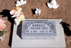 Yolanda <i>Baca</i> Rodriguez