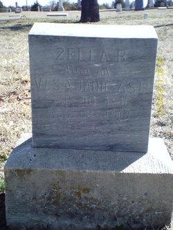 Zella B. Ash