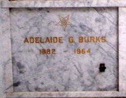 Adelaide <i>Granz</i> Burks