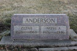 Zilpah Ricks <i>Jaques</i> Anderson