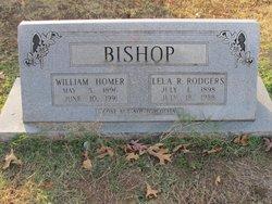 Lela R <i>Rodgers</i> Bishop