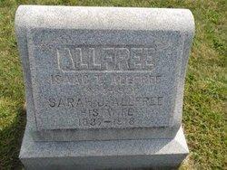 Isaac T Allfree