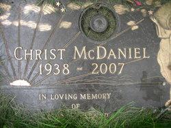Christ McDaniel