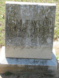 Cornelius Moses Taylor