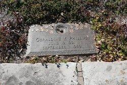 Geraldine Lafette <i>Yount</i> Phillips