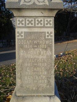 Ida M. Howe <i>Brown</i> Bean